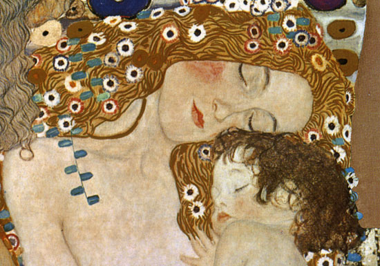 Mother-Child-Klimt-L (1)